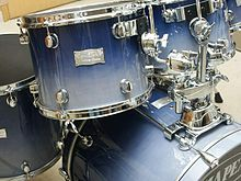 Yamaha Maple Snare Drum