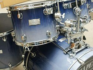 Mapex Drums - Saturn I.T.S. isolated tom mount system