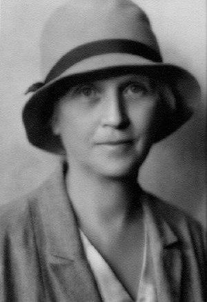 Martha Warren Beckwith - Image: Martha Beckwith