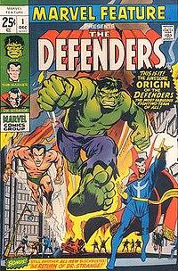 List of Defenders members - Wikipedia