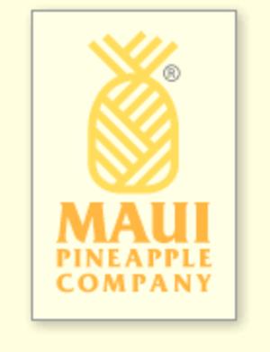 Maui Land & Pineapple Company - Maui Pineapple Company Logo