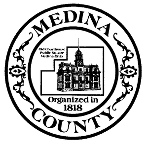 Medina County, Ohio - Image: Medina County oh seal