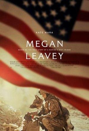 Megan Leavey (film) - Theatrical release posteri