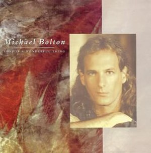 Love Is a Wonderful Thing (Michael Bolton song) - Image: Michael Bolton Love Is a Wonderful Thing single cover