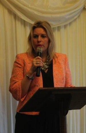 Mims Davies - Image: Mims Davies MP