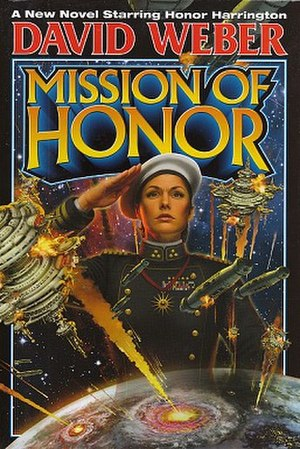 Mission of Honor - Image: Mission of Honor by David Weber