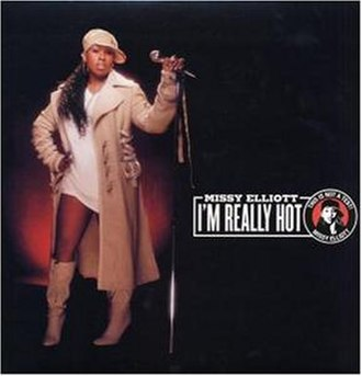 I'm Really Hot - Image: Missy Elliott I'm Really Hot