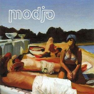 Modjo (album) - Image: Modjoalbumcover