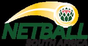 Netball South Africa - Image: Netbal SA Logo