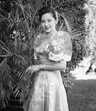 Nida Blanca - Nida Blanca in 1954