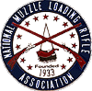 National Muzzle Loading Rifle Association - The NMLRA Logo.