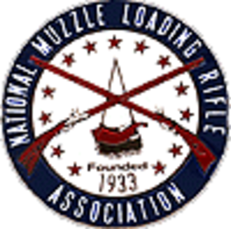 National Muzzle Loading Rifle Association - The NMLRA Logo.