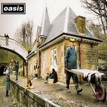 Some Might Say - Wikipedia Oasis Band Album Cover