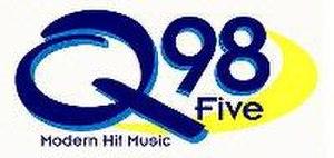 KQKQ-FM - Image: Omaha KQK Qlogo