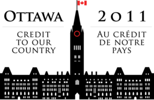 Credit Institute of Canada - Logo of the Ottawa 2011 National Conference.