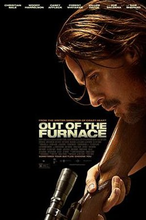 Out of the Furnace - Theatrical release poster