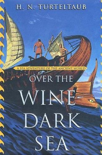 Over the Wine Dark Sea - Image: Over the Wine Dark Sea