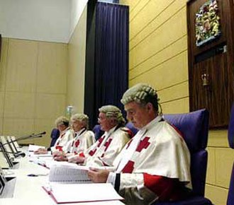 Pan Am Flight 103 bombing trial - The High Court of Justiciary at Camp Zeist, Netherlands