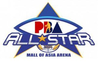 2014 PBA All-Star Weekend - Image: PBA Allstar weekend 2014 logo