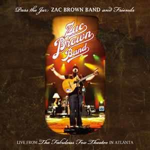 Pass the Jar: Zac Brown Band and Friends Live from the Fabulous Fox Theatre in Atlanta - Image: Pass The Jar