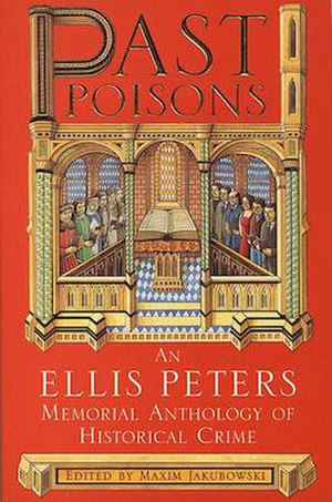 Past Poisons - First edition cover