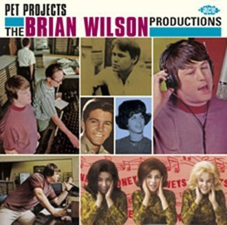 Pet Projects: The Brian Wilson Productions - Image: Pet Projects