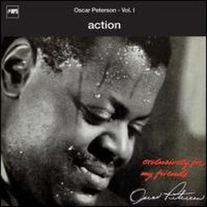 Action (Oscar Peterson album) - Image: Petersonaction