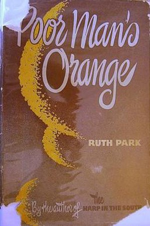 Poor Man's Orange - First edition (publ. Angus and Robertson)