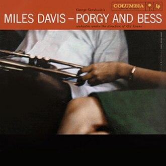 Porgy and Bess (Miles Davis album) - Image: Porgy and Bess (Miles Davis)