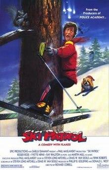 Afiŝo de la filmo Ski Patrol.jpg