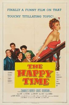 Poster of the movie The Happy Time.jpg