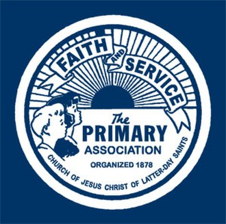 Primary (LDS Church) - Image: Primary seal