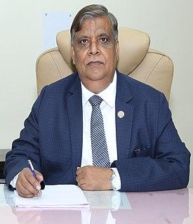 Ravindra Kumar Sinha (physicist) Indian physicist and administrator