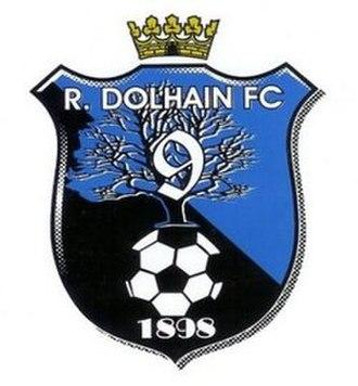 R. Dolhain F.C. - Image: R. Dolhain F.C. logo