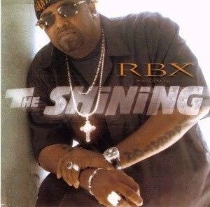 The Shining (RBX album) - Image: RBX Shining