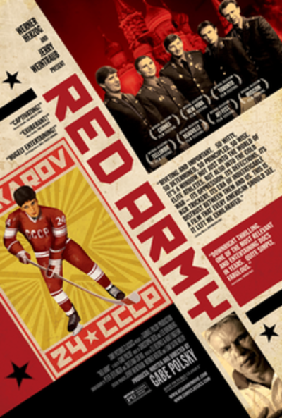 Picture of a movie: Red Army
