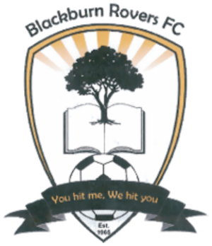 Blackburn Rovers F.C. (South Africa) - Image: Roverssa