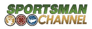 Sportsman Channel - Sportsman Channel logo used from 2009 to 2011.