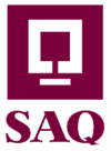 Logo of the SAQ