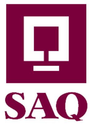 Société des alcools du Québec - Logo of the SAQ