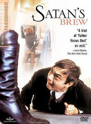 Satan's Brew - DVD cover