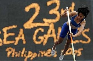 Athletics at the 2005 Southeast Asian Games