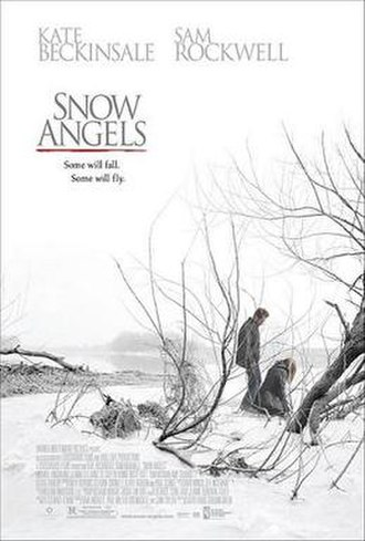 Snow Angels (film) - Theatrical release poster