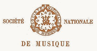 Société nationale de musique