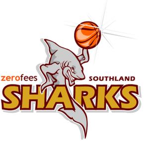 Southland Sharks - Image: Southlandsharkslogo
