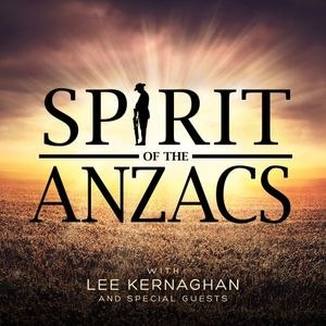 Spirit of the Anzacs (album) - Image: Spirit of the Anzacs (album) by Lee Kernaghan