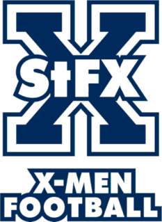 St. Francis Xavier X-Men football University Canadian football team