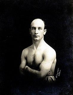 """Mike """"Twin"""" Sullivan American boxer (1878-1937)"""