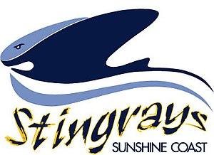 Sunshine Coast Stingrays - Image: Sunshine Coast Stingrays logo