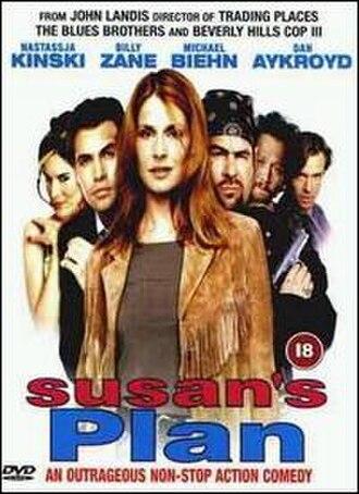 Susan's Plan - DVD cover
